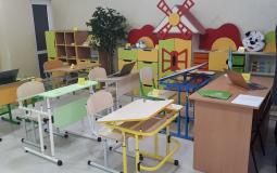 "Presentation of furniture for the ""New Ukrainian schools"""